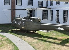 Bell UH-1H Iroquois 65-09657,   Lewis Army Museum