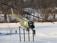 Bell UH-1H Iroquois 66-1071, U.S. Army Heritage Museum and Education Center