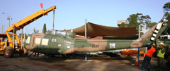 Bell UH-1H Iroquois A2-485, Merredin Military Museum