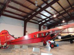 Bellanca CH-400 Skyrocket NC779W, Eagles Mere Air Museum - Laporte - Pennsylvania - USA