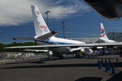 Boeing 737-130 N515NA NASA, The Museum of Flight Seattle-Boeing Field, WA USA
