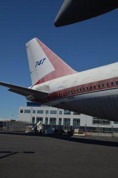 Boeing 747-121 N7470 Boeing Company, The Museum of Flight Seattle-Boeing Field, WA USA