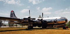 Boeing B-29A Superfortress 44-87779/R, South Dakota Air and Space Museum Ellsworth AFB, SD