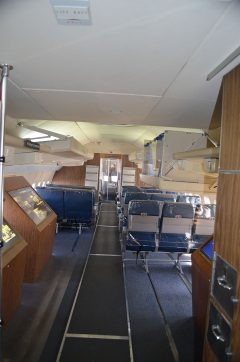 """Boeing VC-137B """"Air Force One"""" 58-6970 USAF, The Museum of Flight Seattle-Boeing Field, WA USA 