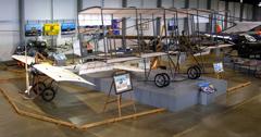 Bristol Boxkite (replica), Australian Army Flying Museum