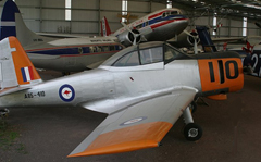 CAC CA-25 Winjeel A85-410, Queensland Air Museum