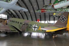 CASA 352L (Junkers Ju-52) N352JU/1Z+AR Luftwaffe, Military Aviation Museum, Virginia Beach, VA