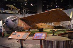 Caproni Ca.20, The Museum of Flight Seattle-Boeing Field, WA USA | Les Spearman