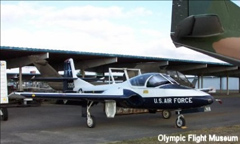 Cessna T-37B Tweety Bird 57-2305