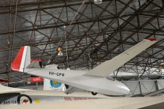 Cherokee Sailplanes Cherokee II VH-GPR, Australian Aviation Museum