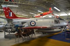 Commonwealth Aircraft CA-27 Mk.32 Sabre A94-974 RAAF, Classic Jets Fighter Museum