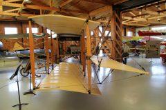 Curtiss D Pusher (replica) NX44VY US Navy, Military Aviation Museum, Virginia Beach, VA