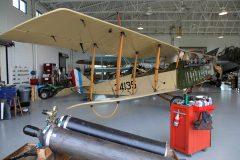 Curtiss JN-4D Jenny N6898C/34135 USAAF, Military Aviation Museum, Virginia Beach, VA