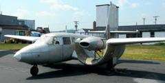 Custer CCW-5 N5855V, Mid Atlantic Air Museum Reading, PA