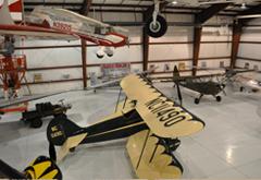 Dakota Territory Air Museum Minot, North Dakota