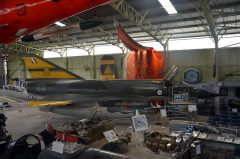 Dassault Mirage IIIO(F) A3-16 RAAF, Classic Jets Fighter Museum