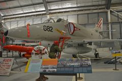 Douglas A-4G Skyhawk N13-154906 882 Royal Australian Navy, Fleet Air Arm Museum, Nowra Hill NSW