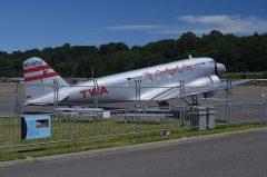 Douglas DC-2-118B NC13711 TWA, The Museum of Flight Seattle-Boeing Field, WA USA | Les Spearman