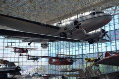Douglas DC-3-277C Skytrain NC91008 Alaska Airlines, The Museum of Flight Seattle-Boeing Field, WA USA | Les Spearman