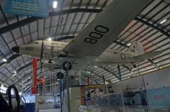 Douglas Dakota III N2-43 NW-800 Royal Australian Navy, Fleet Air Arm Museum, Nowra Hill NSW