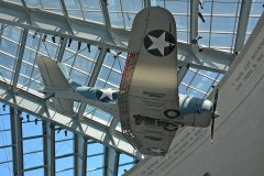 Douglas SBD-3 Dauntless 06583 21 USMC, National Museum of the Marine Corps