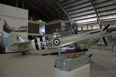 Fairey Firefly AS.6 WJ109 K-238 Royal Australian Navy, Fleet Air Arm Museum, Nowra Hill NSW