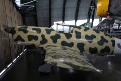 Fiat G-46-3B N46FM/MM53091 Italian Air Force, Military Aviation Museum, Virginia Beach, VA