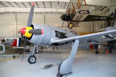 Flug Werk FW-190-8N N190BR Luftwaffe cs, Military Aviation Museum, Virginia Beach, VA