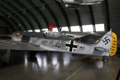 Flug Werk FW-190-A8 N90FW/732183/.+4 Luftwaffe, Military Aviation Museum, Virginia Beach, VA