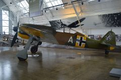 Focke Wulf Fw190A-5 N19027/1227/A Luftwaffe, Flying Heritage Collection