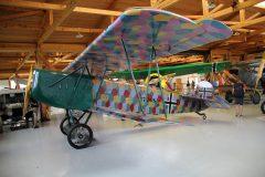 Fokker C.1 (replica) N817BP 17268/18 Luftwaffe, Military Aviation Museum, Virginia Beach, VA Johan van der Hoek