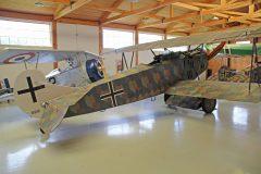 Fokker D.VII (replica) N1918F/7795/18 Luftwaffe, Military Aviation Museum, Virginia Beach, VA