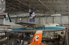 Fokker F.27-100 Friendship VH-CAT, South Australian Aviation Museum