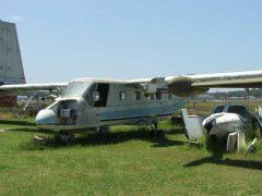 GAF Nomad N22B, Australian Aviation Museum