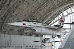 General Dynamics YF-16A Fighting Falcon 72-1567