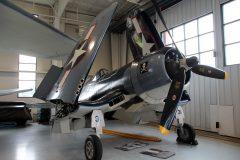Goodyear FG-1D Corsair N46RL/92508/31 US Navy, Military Aviation Museum, Virginia Beach, VA