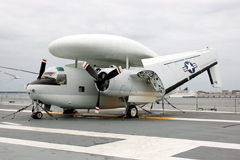 Grumman E-1B Tracer 147225, Patriots Point Naval & Maritime Museum