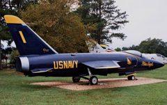 Grumman F-11A Tiger 141864/1, NAS Oceana Aviation Historical Park, VA