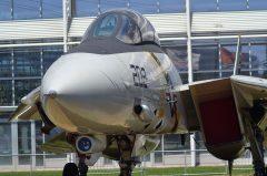 Grumman F-14A Tomcat 160382/AJ-202 US Navy, The Museum of Flight Seattle-Boeing Field, WA USA
