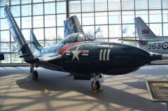 Grumman F-9J Cougar 131232 O-111 US Navy, The Museum of Flight Seattle-Boeing Field, WA USA