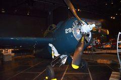 Grumman FM-2 Wildcat 74512/29 US Navy, The Museum of Flight Seattle-Boeing Field, WA USA | Les Spearman