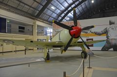 Hawker Sea Fury FB.11 WG630 K-110 Royal Australian Navy, Fleet Air Arm Museum, Nowra Hill NSW
