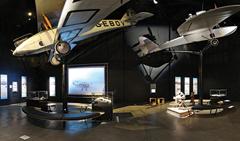 Hinkler Hall of Aviation Bundaberg, QLD Australia