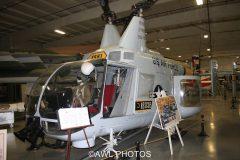 Kaman HH-43B Huskie 62-4561,  Hill Aerospace Museum