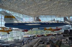 Lockheed F-104C Starfighter N820NA NASA, The Museum of Flight Seattle-Boeing Field, WA USA | Les Spearman