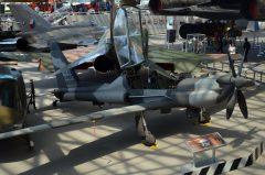 Lockheed Martin YO-3A Quiet Star N33YQ/18005 US Army, The Museum of Flight Seattle-Boeing Field, WA USA