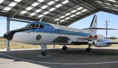 Lockheed VC-140 JetStar 12492, Lyndon B. Johnson State Park & Historic Site