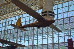 McAllister Yakima Clipper Glider NC10655, The Museum of Flight Seattle-Boeing Field, WA USA | Les Spearman