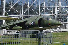 McDonnell Douglas AV-8C Harrier II 158977/WH US Marines, The Museum of Flight Seattle-Boeing Field, WA USA