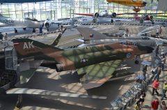 McDonnell Douglas F-4C Phantom II 64-0776/AK USAF, The Museum of Flight Seattle-Boeing Field, WA USA